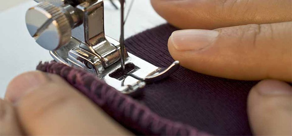sewing fabric